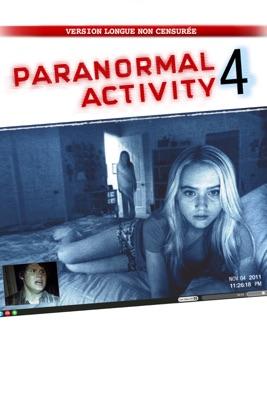 Télécharger Paranormal Activity 4 (version Longue Non Censurée) ou voir en streaming