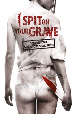 Jaquette dvd I Spit On Your Grave