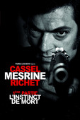 Jaquette dvd Mesrine: L'instinct de mort