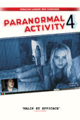 Paranormal Activity 4 (Unrated Edition) en streaming ou téléchargement