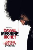 Jaquette dvd Mesrine-L'ennemi public n˚1