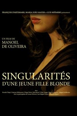 Télécharger Singularités d'une jeune fille blonde (VOST)