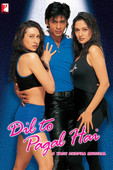 DVD Dil To Pagal Hai