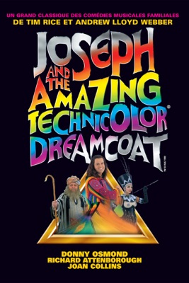 Télécharger Joseph and the Amazing Technicolor Dreamcoat ou voir en streaming