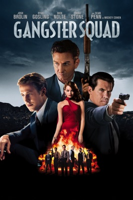 Jaquette dvd Gangster Squad
