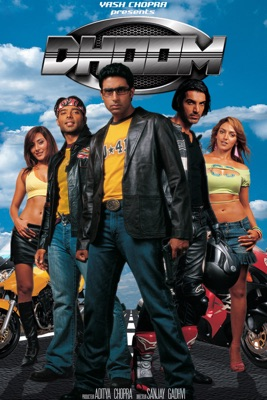 DVD Dhoom