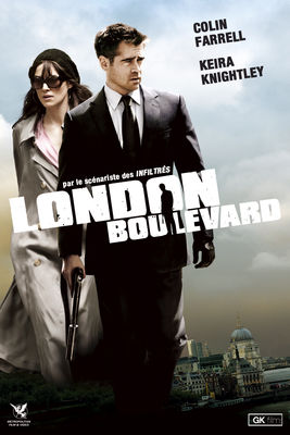 Jaquette dvd London Boulevard