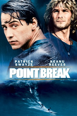 Jaquette dvd Point Break