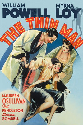 DVD L'introuvable (The Thin Man)