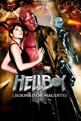Télécharger Hellboy II: Les Legions D'or Maudites ou voir en streaming