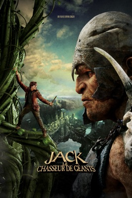 Jaquette dvd Jack Le Chasseur De Géants (Jack The Giant Slayer)