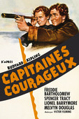 DVD Capitaines Courageux