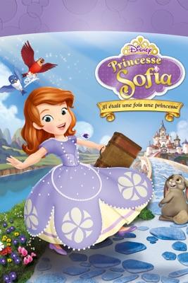 Jaquette dvd Princesse Sofia: Il était Une Fois Une Princesse