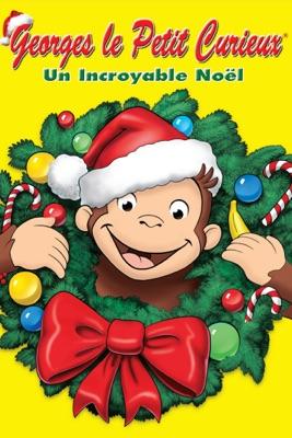 DVD Georges le petit curieux: un incroyable Noël