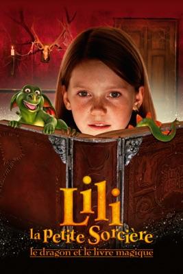 DVD Lili la petite sorcière : le dragon et le livre magique