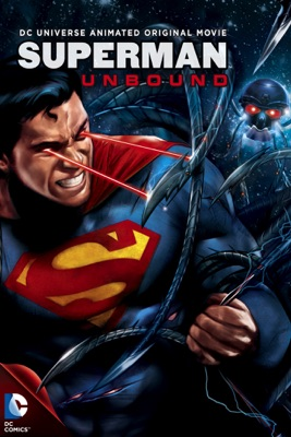 DVD Superman : Contre Brainiac (Superman: Unbound)