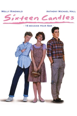 DVD 16 Bougies Pour Sam (Sixteen Candles)