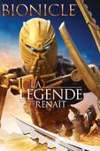 DVD Bionicle: La legende renaît