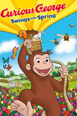 DVD Georges le petit curieux décolle (Curious George: Swings into Spring)