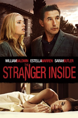 Jaquette dvd The Stranger Inside