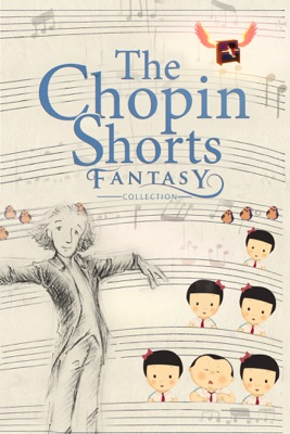 DVD The Chopin Shorts: Fantasy Collection