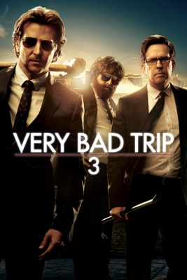 Very Bad Trip 3 (The Hangover: Part III) en streaming ou téléchargement