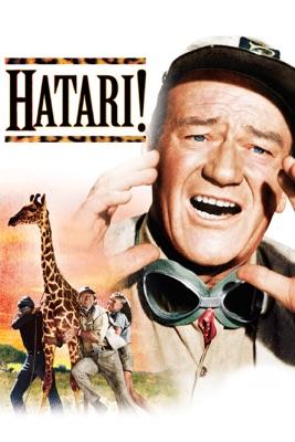 Hatari! en streaming ou téléchargement
