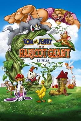 DVD Tom et Jerry et le haricot géant: Le film