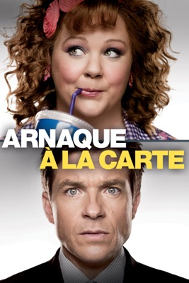 Jaquette dvd Arnaque à La Carte (Identity Thief)