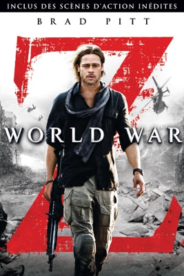 DVD World War Z (Extended Version)