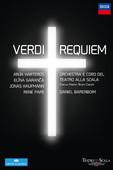 DVD Verdi: Requiem - Live in Milan (2012)