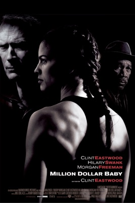 Jaquette dvd Million Dollar Baby (2004)