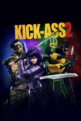 Kick-Ass 2 en streaming ou téléchargement