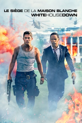 White House Down en streaming ou téléchargement