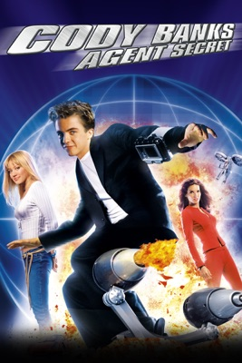Télécharger L'agent Cody Banks