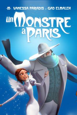 Jaquette dvd Un Monstre à Paris