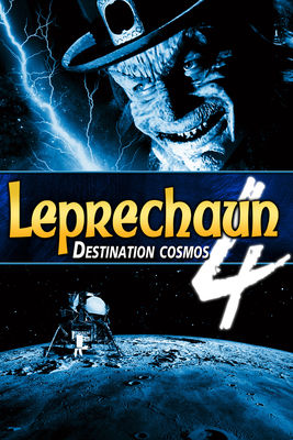 DVD Leprechaun 4 : Destination Cosmos