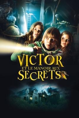 Jaquette dvd Victor Et Le Manoir Aux Secrets
