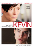 Jaquette dvd We Need to Talk About Kevin (VOST)