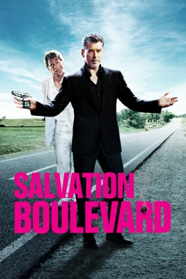 DVD Salvation Boulevard