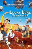 Jaquette dvd Tous à l'ouest : une nouvelle aventure de Lucky Luke