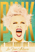 DVD P!nk - The Truth About Love Tour: Live from Melbourne [Edited Version]
