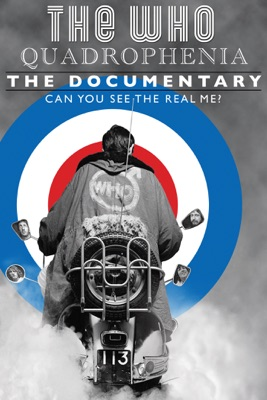 DVD The Who: Quadrophenia - Can You See the Real Me?