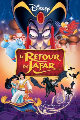 DVD Le retour de Jafar