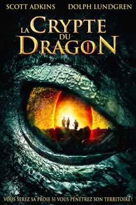 DVD La crypte du dragon