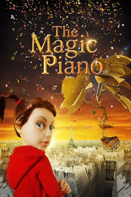 DVD The Magic Piano