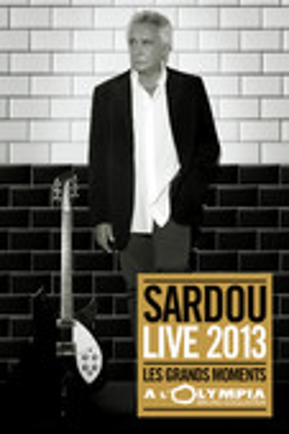 DVD Michel Sardou: Les Grands Moments - Olympia (2013)