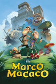 DVD Marco Macaco