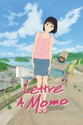 Jaquette dvd Lettre à Momo