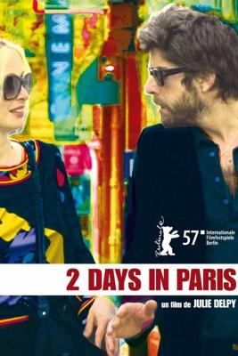 2 Days In Paris en streaming ou téléchargement